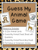 Guess My Animal Game