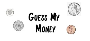 Guess My Money