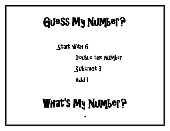 Guess My Number