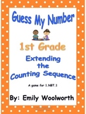 Guess My Number - 1st Grade Math Game