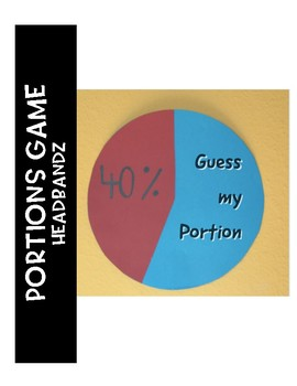 Guess My Portion- Equivalent Portions Game