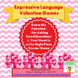 """""""Guess My Valentine!"""" and """"Your Heart is in the Right Place"""" Barrier Game"""
