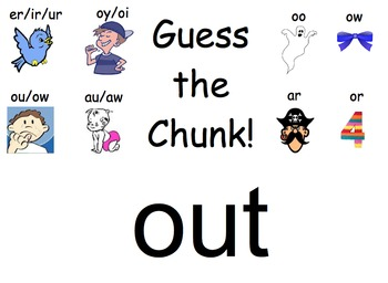 Guess That Chunk!
