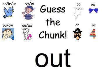Guess That Chunk!
