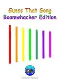 Guess That Song Boomwhacker Edition - Includes 5 Songs