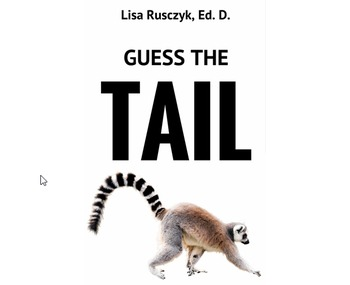 Guess The Animal Tail PowerPoint Activity
