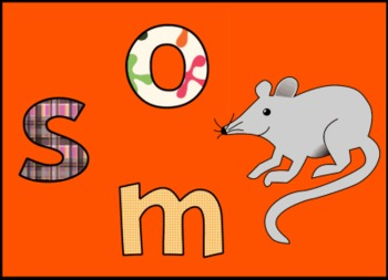 Guess The Beginning Letter - Phonics SMARTBOARD Lesson