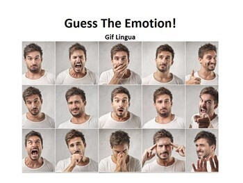 Guess The Human Emotion