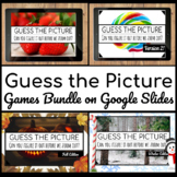 Guess The Picture Bundle | Fun Friday Games