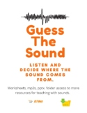 Guess The Sound Effects!