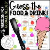 Guess the Food and Drink Questions Game for Google Drive���