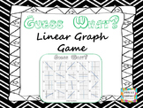 Graphing Game Freebie | Guess What?