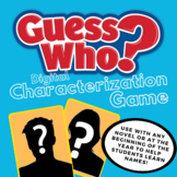 Guess Who: A Digital Google Drive Characterization Game fo