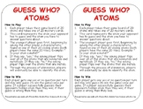 Guess Who Atoms