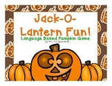 Guess Who? Boo! A Language Based Game
