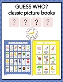 Guess Who? Game with Classic Picture Books