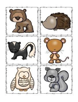 Guess Who Hibernates Cards