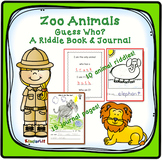 A Zoo Animals Riddle Book