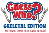 Guess Who: Skeletal Edition! Interactive PowerPoint Game f
