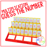 GUESS THE NUMBER // MULTIPLICATION EDITION // 2 - 12 TIMES