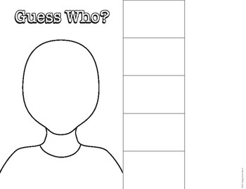 Guess Who? a get-to-know-you Community Building activity