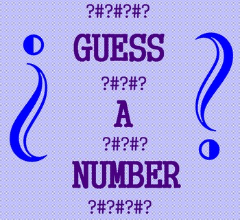 Guess a Secret 3-Digit Number Game (use when you have extra time after lesson)