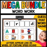 Guess that Word BUNDLE