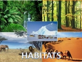 Guess that habitat