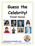 Guess the Celebrity! French Version