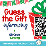 Guess the Gift: Inferencing Speech Therapy Activity with QR codes optional
