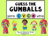 Guess the Gumball CVCe Words for SMARTboard