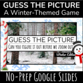 Guess the Picture Distance Learning Game for Zoom | Winter Game