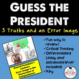 Guess the President Review - 3 Truths and an Error Image