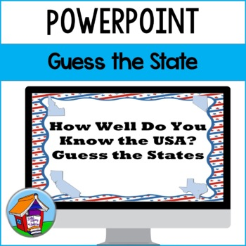 a72f90cde31c5 How Well Do You Know the USA  Guess the States by Little Library of ...