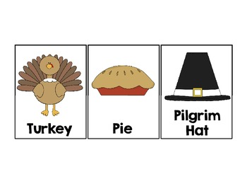 Guess the Thanksgiving Word
