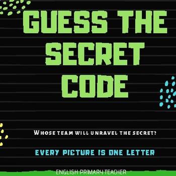 Guess the secret code
