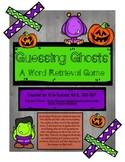 Guessing Ghosts: A Word Retrieval Game