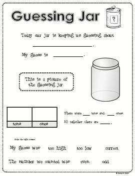 Guessing Jar