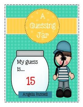 A Guessing Jar ~ Math Center