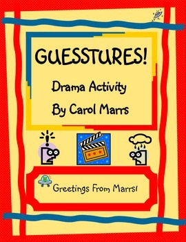 Drama Game-Guesstures