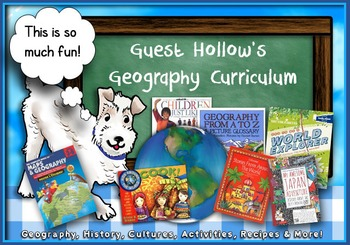 Guest Hollow's Geography Curriculum