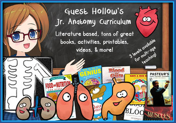 Guest Hollow's Jr. Anatomy Curriculum