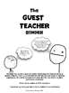 Guest Teacher Binder