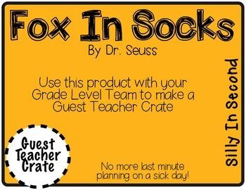 Fox In Socks - Guest Teacher Crate