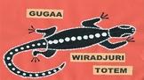 Gugaa - Wiradjuri Totem - Australian Aboriginal Dreamtime Story