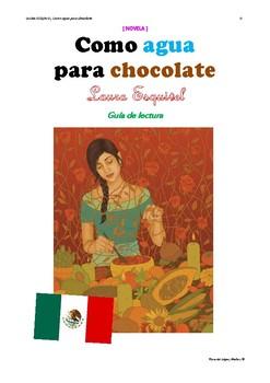 """Guía de lectura de """"Como agua para chocolate"""" (Laura Esquivel)"""