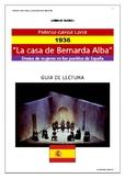 """Guía de lectura de """"La casa de Bernarda Alba"""" (Federico García Lorca)"""
