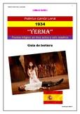 """Guía de lectura de """"Yerma"""" (Federico García Lorca)"""