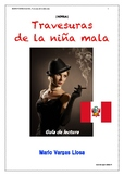 "Guía de lectura de ""Travesuras de la niña mala"" (Mario Vargas Llosa) - Fragmento"