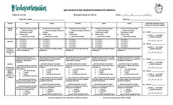Guía semanal STC_Acceso curricular 4to grado_PDF